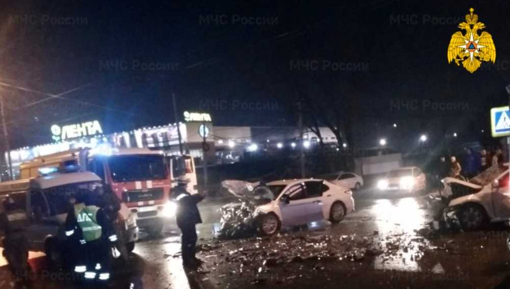 В Брянске юношу осудили за гибель двоих человек в ДТП у «Аэропарка»