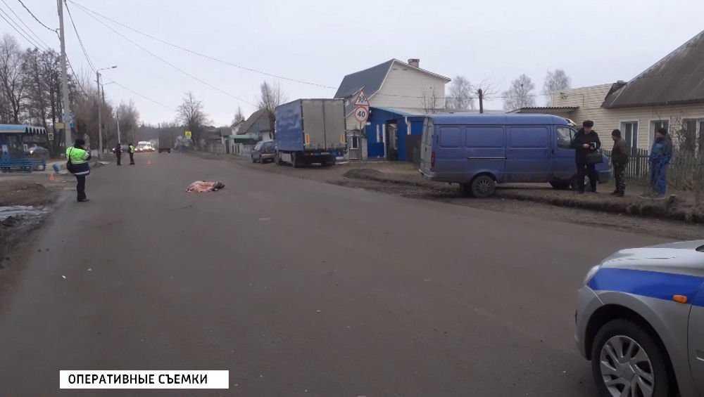 В ДТП на улице Почтовой в Брянске погиб неизвестный мужчина