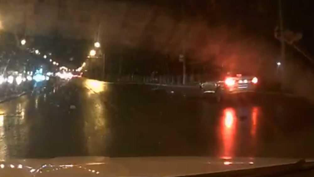 Сбитый в Брянске пешеход перебегал дорогу на красный сигнал светофора