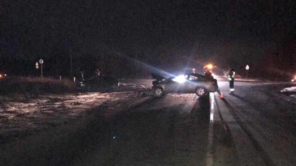 Под Дятьковом в ДТП с Ford и Nissan пострадал 8-летний мальчик