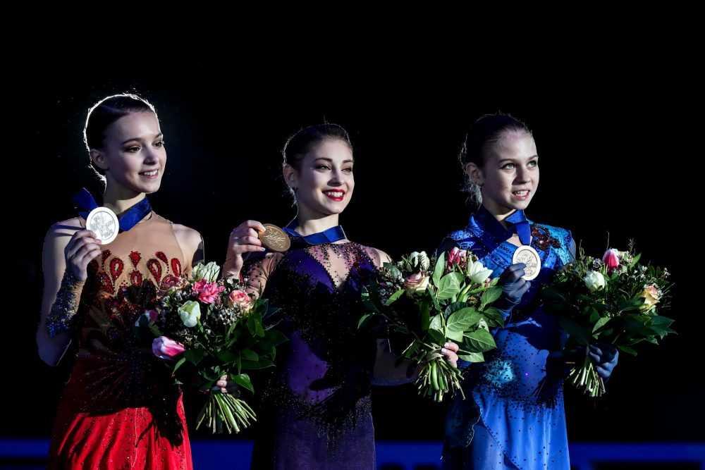 В Германии были шокированы победой российских фигуристок