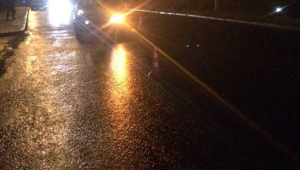 В Брянской области 1 января погиб один пешеход и двое покалечились