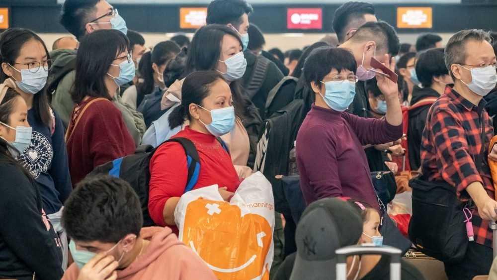 В Китае начал свирепствовать новый вирус