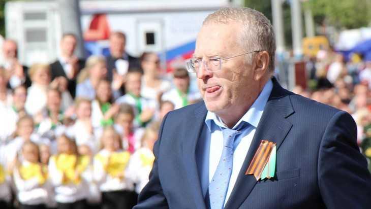 Забыв о Брянске, Жириновский предложил перекрыть Днепр