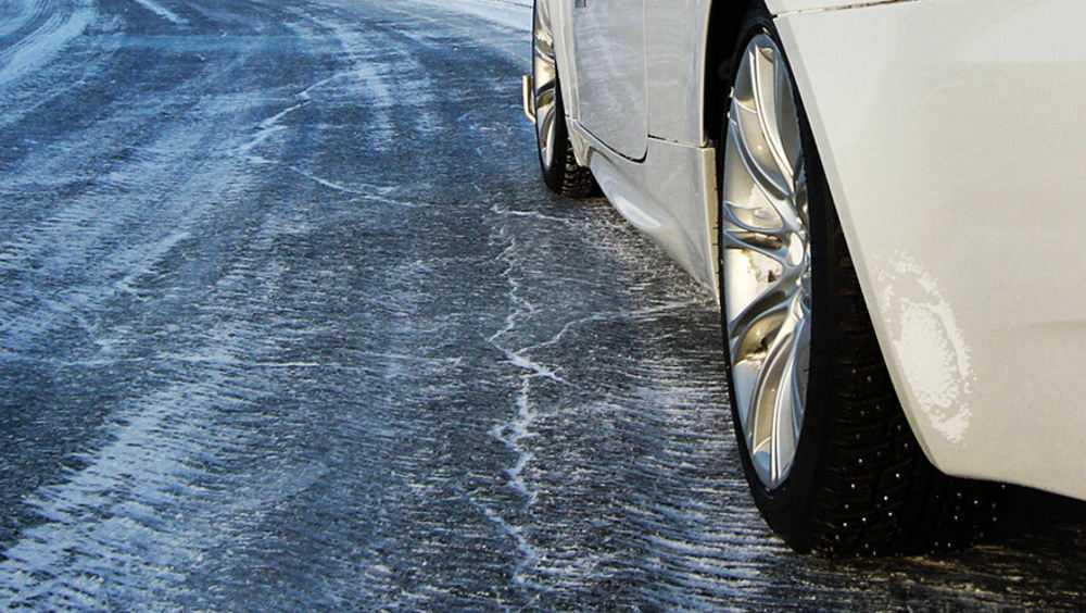 Брянцев предупредили о скользких дорогах