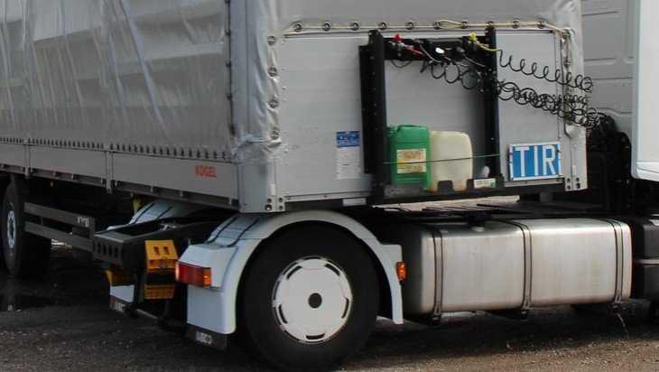 На дорогах Брянской области введут ограничение для грузовиков
