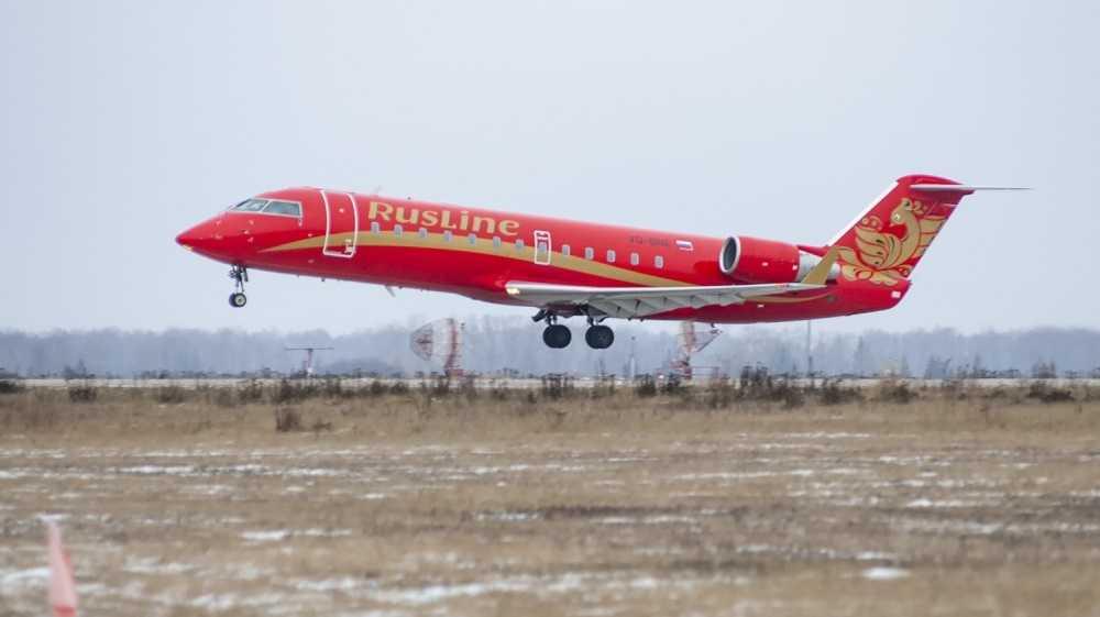 Авиарейс из Минеральных Вод в Брянск перенесли на 12 января