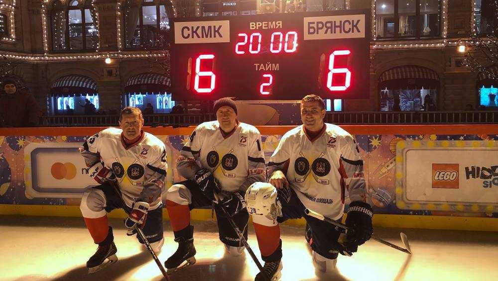 Брянская команда Богомаза на Красной площади сыграла вничью с Кремлем