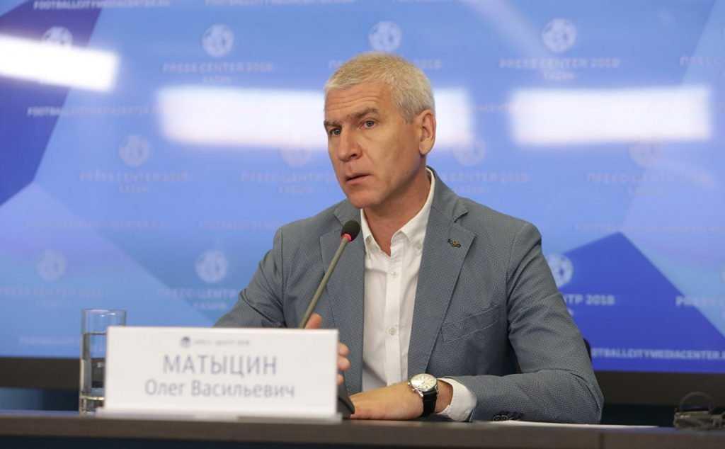 Колобков объявил, что готов продолжать работать наблаго спорта вновом качестве