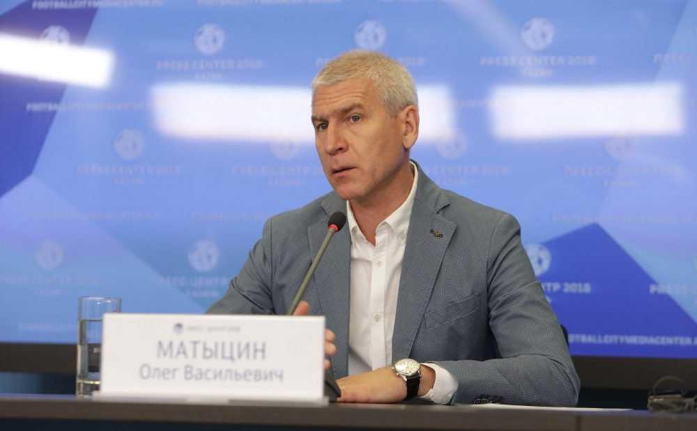Новый министр спорта был ранее осужден за коррупцию