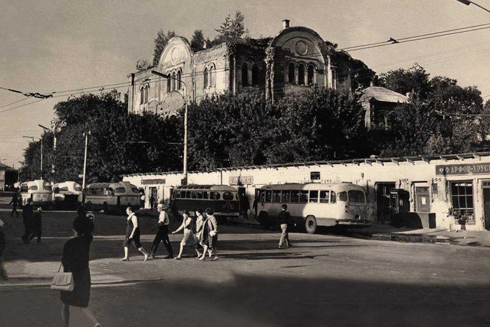 Кафедральный собор, который потерял Брянск