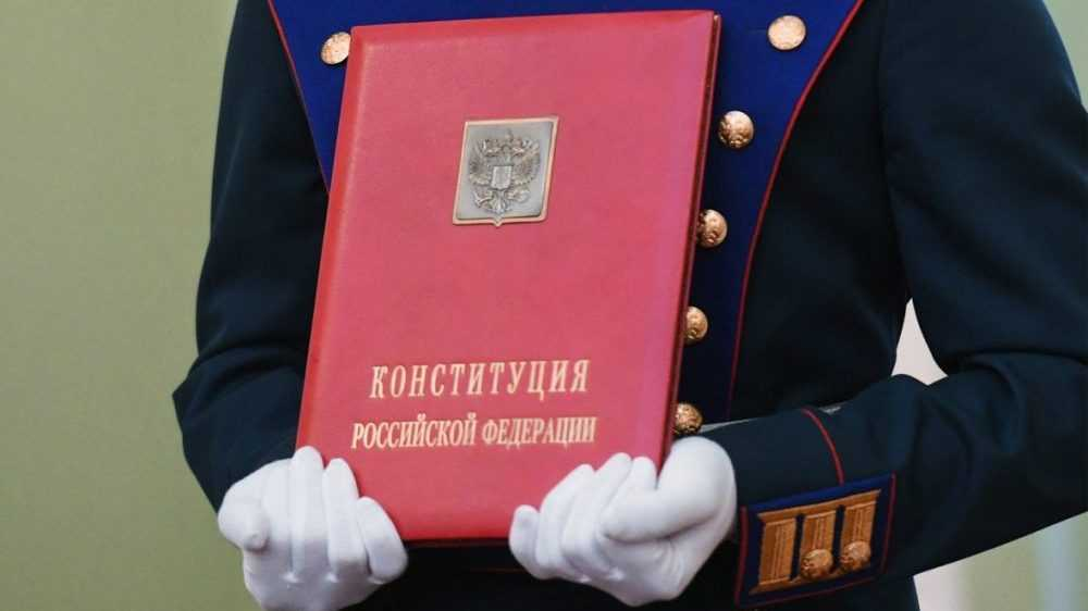В России назначили дату голосованию по поправкам в Конституцию