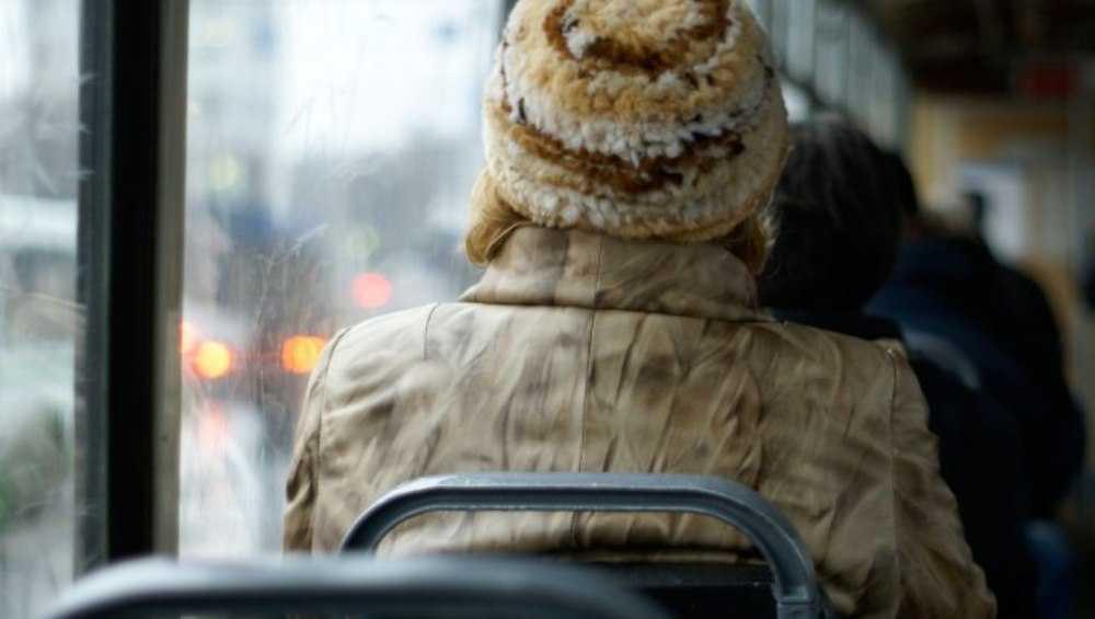 Жительница Брянска пожаловалась на стужу в маршрутке № 172