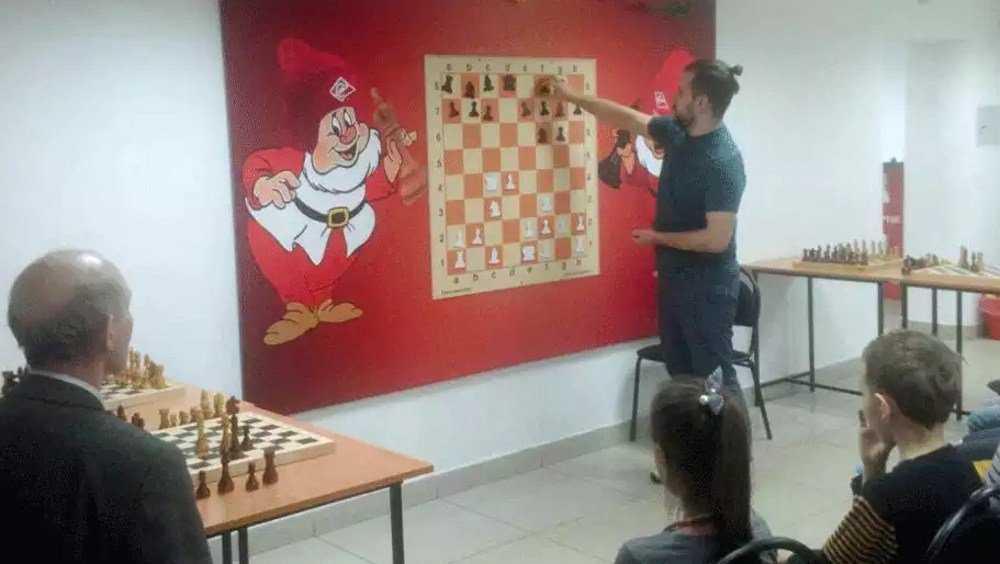 Брянец Ян Непомнящий в команде России выступит на шахматной Олимпиаде
