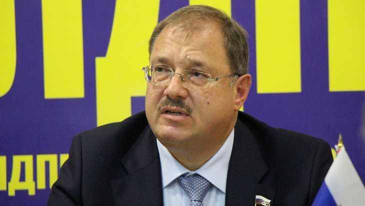Брянский депутат Госдумы Борис Пайкин заработал за год 70 млн рублей