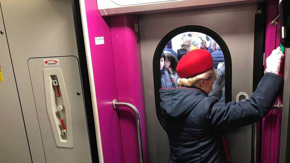 В Брянске подняли истерику из-за подножки двухэтажного вагона