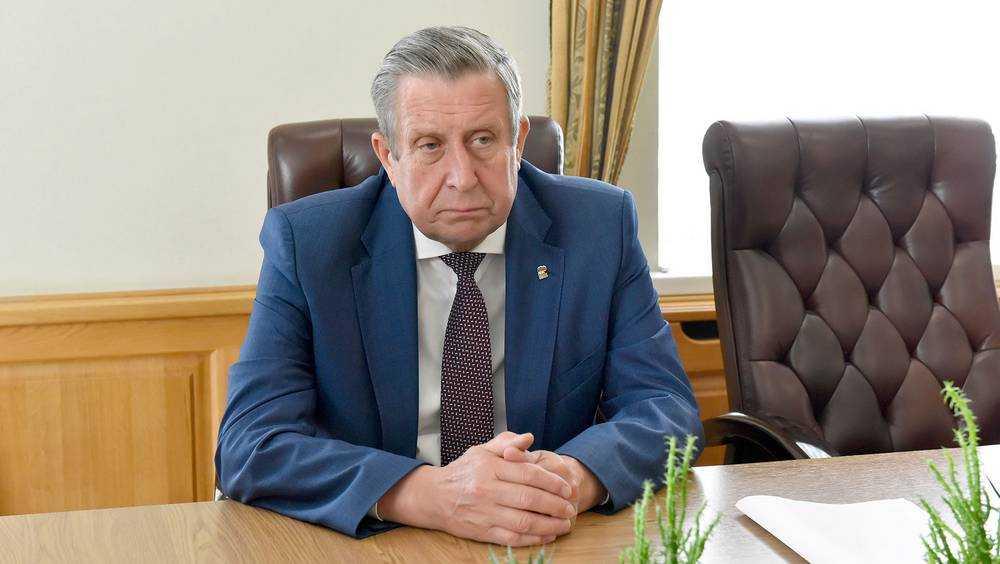 Глава Брянской облдумы занял 14 место в общероссийском медиарейтинге
