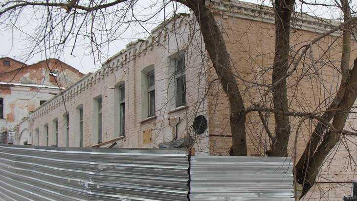 Дом Боровича в Брянске восстановят по тамбовскому проекту