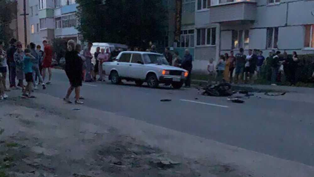 В Новозыбкове осудили водителя – убийцу 16-летнего скутериста