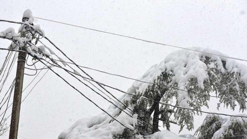 Стародубский и Погарский районы Брянщины непогода оставила без света