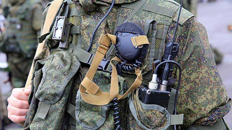 Брянские солдаты получили боевую экипировку «Ратник»
