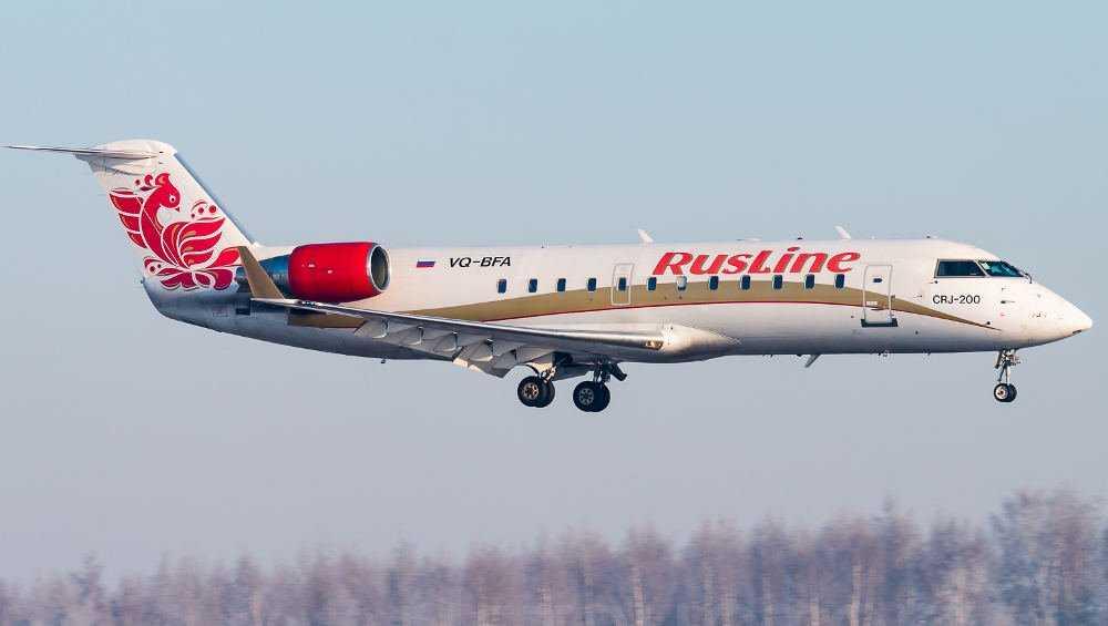Из Брянска вылетел первый самолет в Казань
