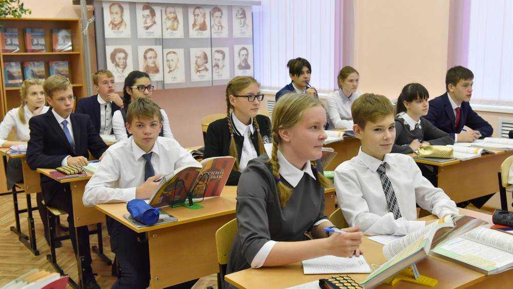 Брянские школьники могут досрочно закончить учебный год