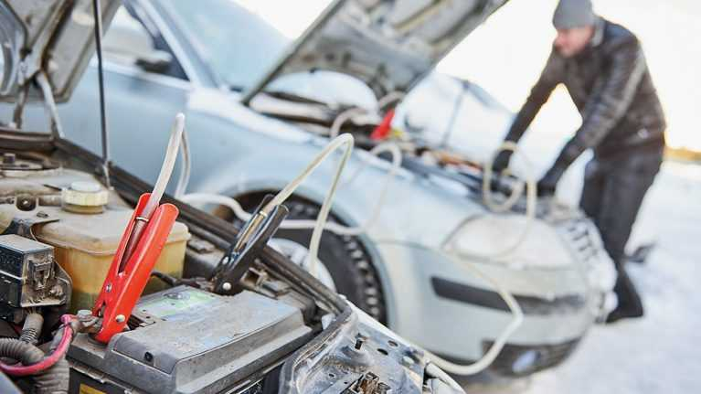 Покупка аккумулятора для автомобиля в Питере