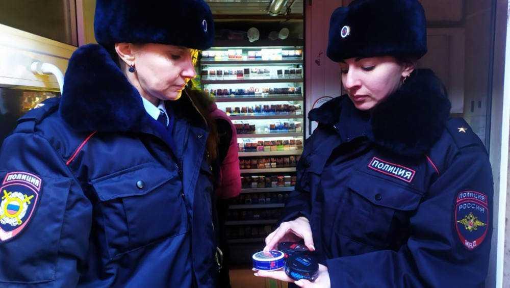 В Брянской области полиция начала операцию «Антиснюс»
