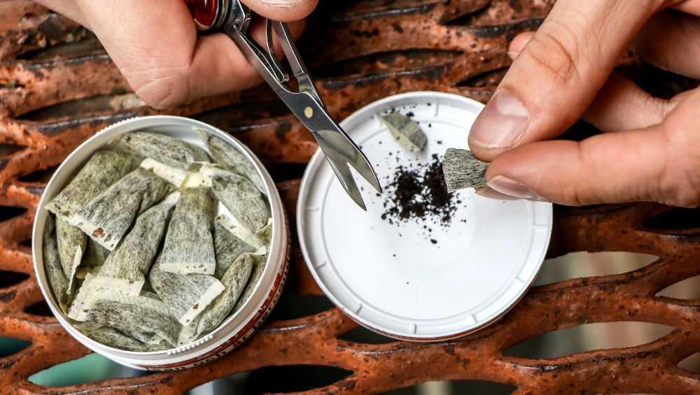 В Брянске прижали торговцев снюсами и другой отравы с никотином