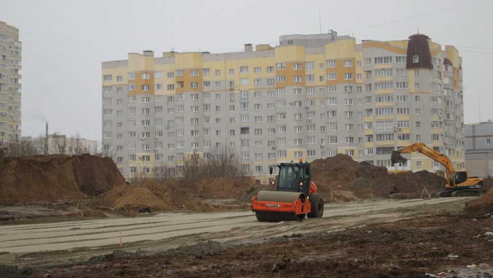 Заместитель мэра Хоменков оценил строительство дороги на улице Советской