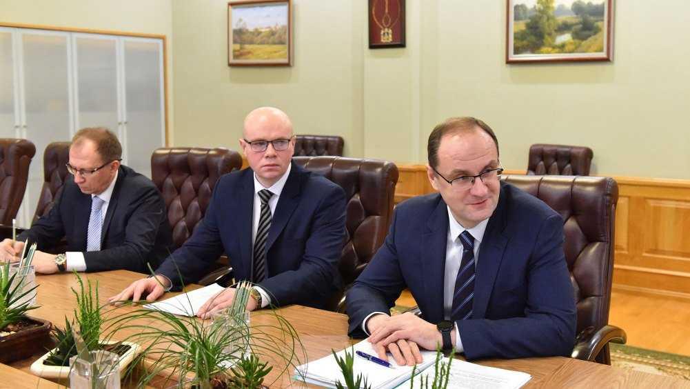 В Брянске представили нового главу филиала «Газпром трансгаз Москва»