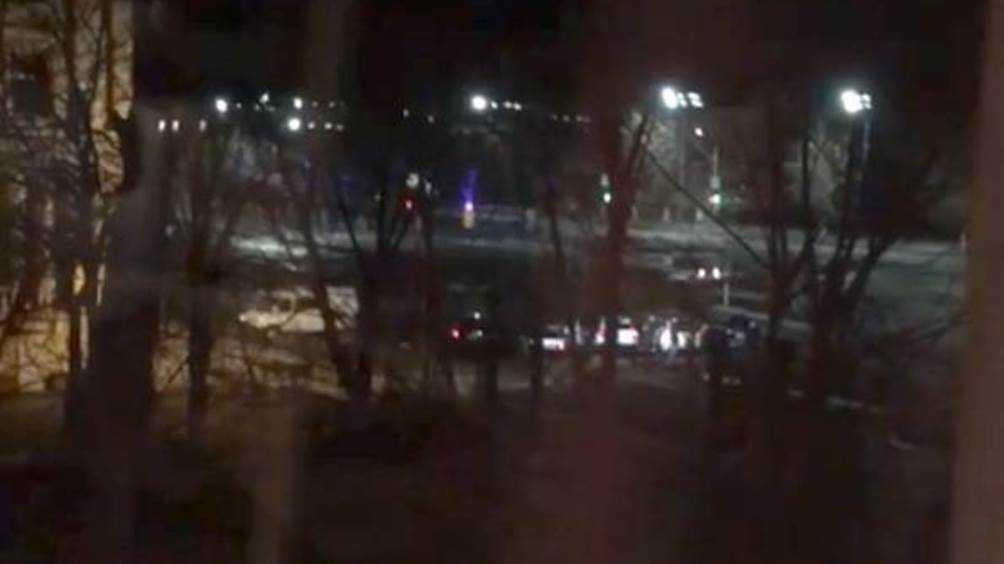 Жителей Брянска возмутили ночные пляски возле ДК Железнодорожников