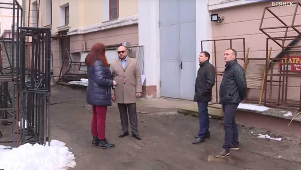 Два брянских театра начнут обновляться в этом году