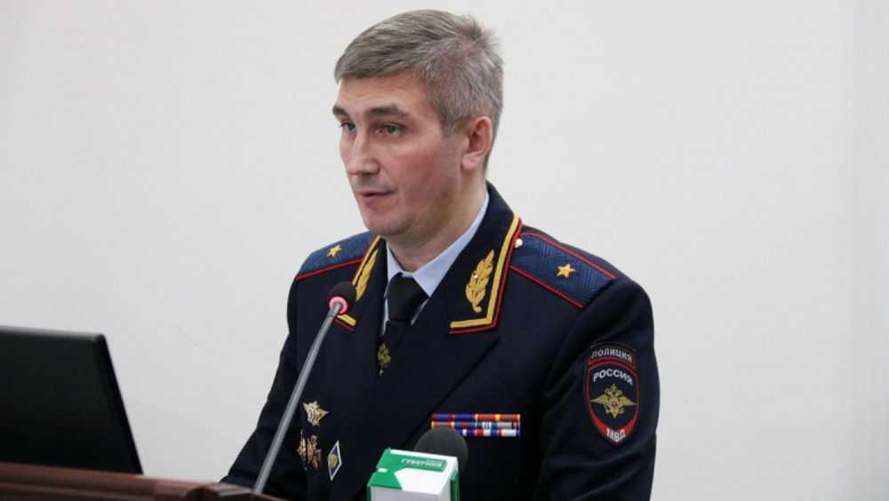 В Брянске опровергли слухи об отставке начальника УМВД Толкунова