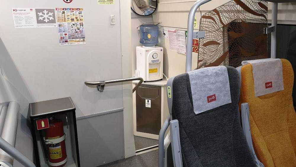 Брянец оспорил претензии недовольных пассажиров к двухэтажным поездам