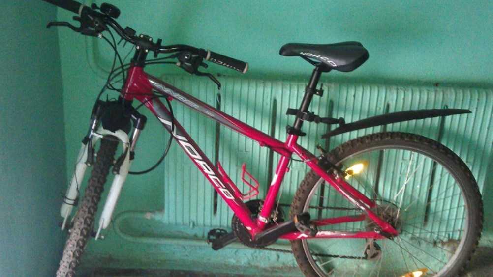 Брянец украл дорогой велосипед и продал его за бутылку
