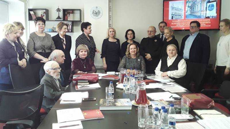 Брянцы обсудили в Москве проект возрождения усадьбы Михаила Романова