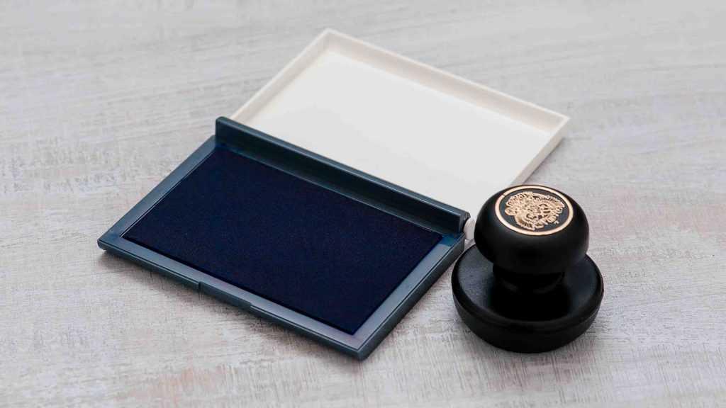 Классификация печатей: основные группы