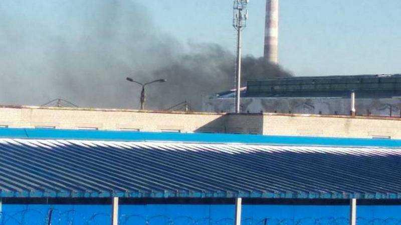 В Брянске распространили «адскую» новость о мнимом пожаре на БМЗ