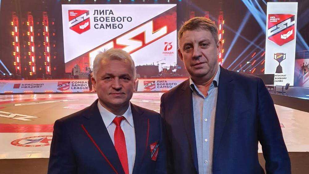 Брянский губернатор прибыл на открытый президентом чемпионат в Сочи