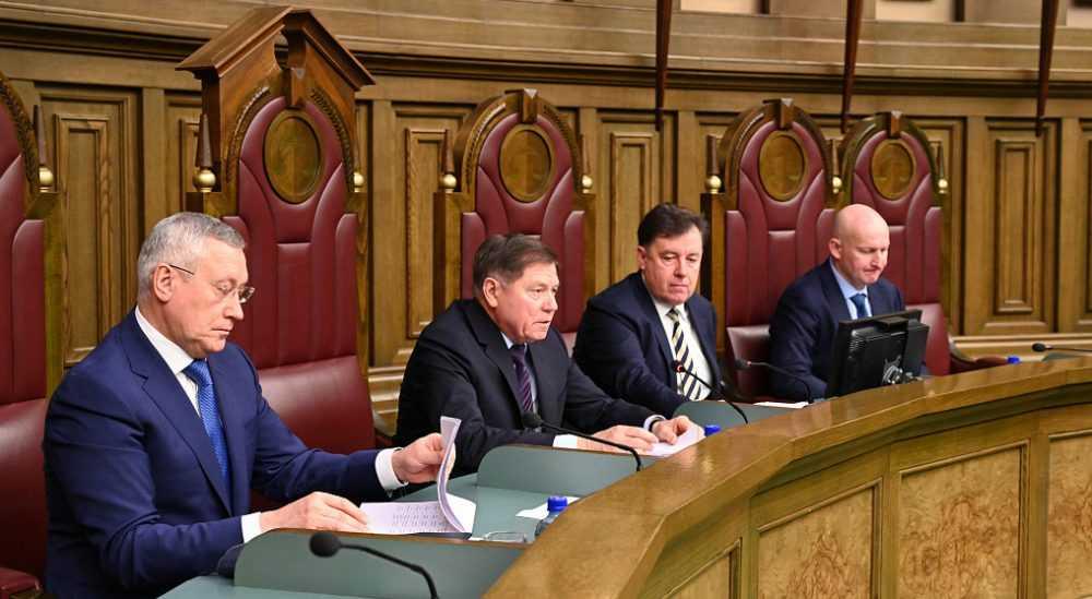 Верховный суд назначил брянских судебных примирителей