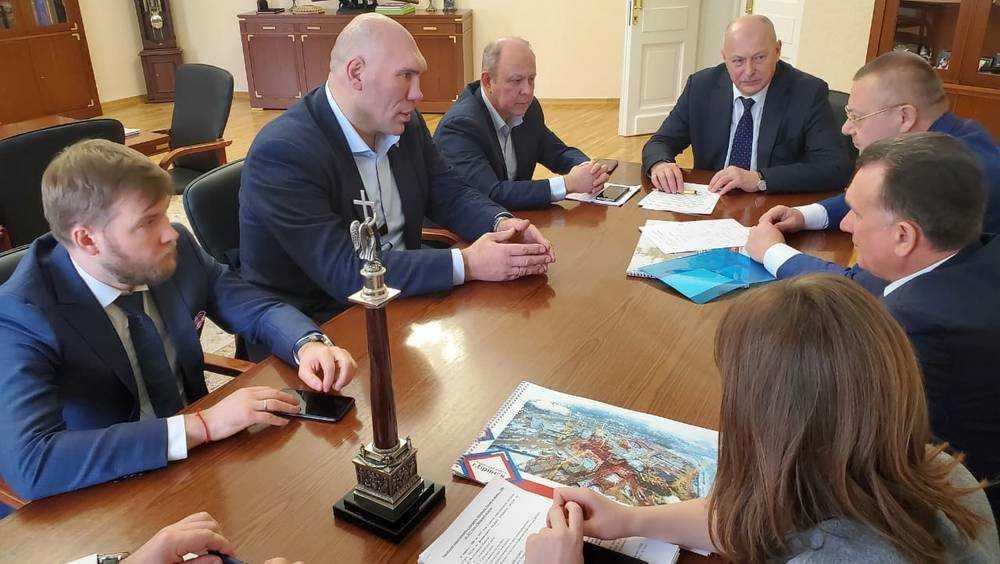 Валуев: Брянская область динамично развивается по всем направлениям