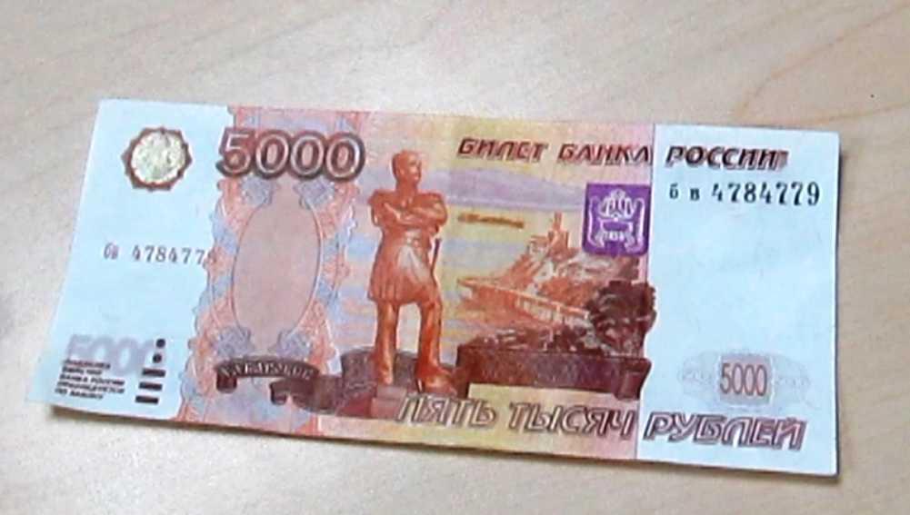 В Брянске начали розыск женщины, расплатившейся фальшивкой в магазине
