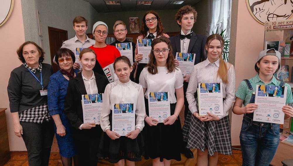 «Живая классика» открывает двери юным чтецам Брянской области в Театральный институт им.Б.Щукина