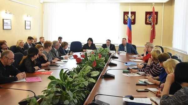 В Брянске состоялось рабочее совещание с руководителями местных общественных приёмных «Единой России»