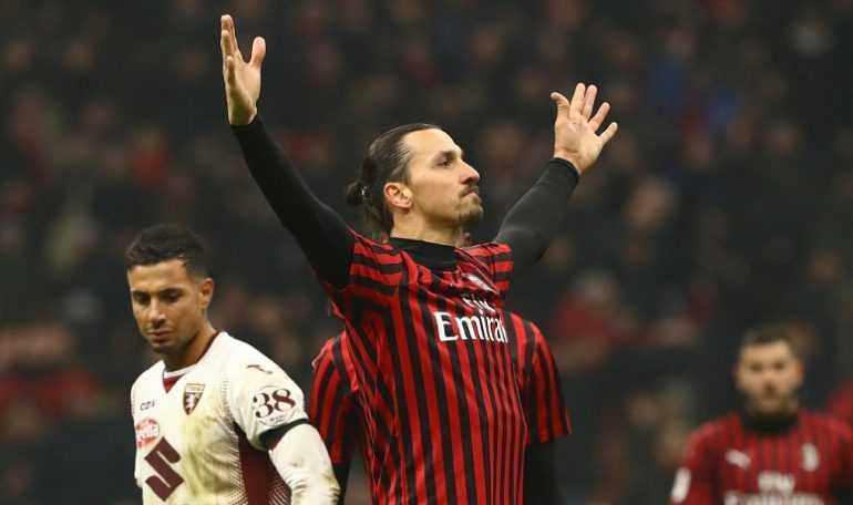 Прогноз на матч «Милан» – «Торино» (17.02.2020)