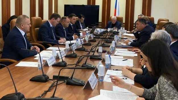 Суббот принял участие в обсуждении законопроекта о назначении и проведении судебных экспертиз