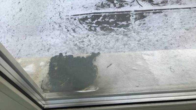 Буйные соседи подожгли в Брянске квартиру молодой семьи
