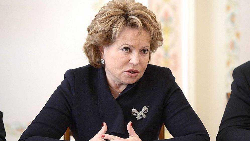 В Брянске Валентина Матвиенко похвалила губернатора за поддержку врачей